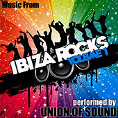 Music From Ibiza Rocks Volume 1 by Studio All Stars