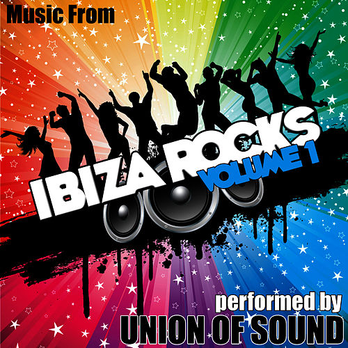 Music From Ibiza Rocks Volume 1 by Studio All Stars