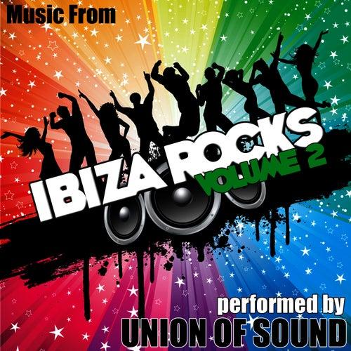 Music From Ibiza Rocks Volume 2 by Studio All Stars