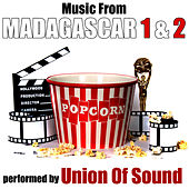 Music From Madagascar 1 & 2 by Studio All Stars