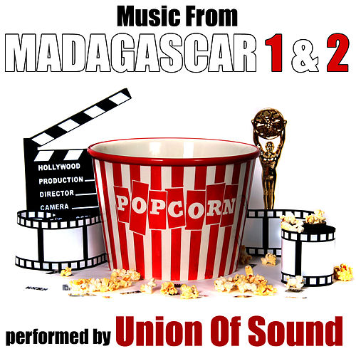 Play & Download Music From Madagascar 1 & 2 by Studio All Stars | Napster