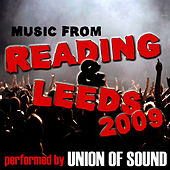 Music From Reading & Leeds Festivals '09 by Studio All Stars