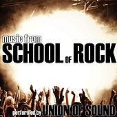 Music From School Of Rock by Studio All Stars