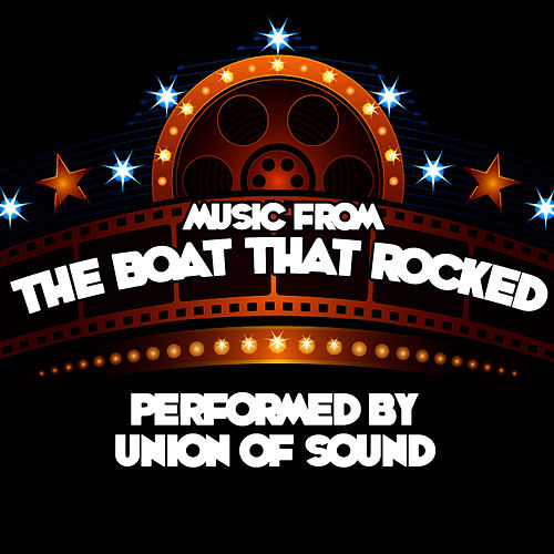 Music From The Boat That Rocked by Studio All Stars