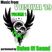 Music From V Festival '09 Volume 1 by Studio All Stars