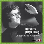 Play & Download Cyprien Katsaris Archives, Vol. 18 - Grieg. Concerto & Piano Works by Cyprien Katsaris | Napster