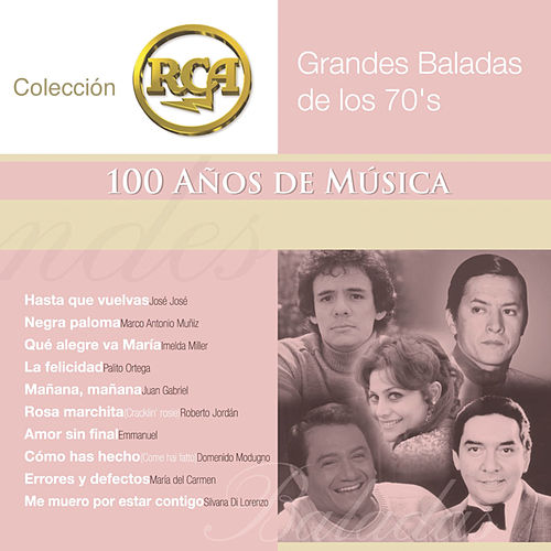 Play & Download Grandes Baladas De Los 70's by Various Artists | Napster