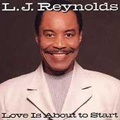 Love Is About To Start by L.J. Reynolds
