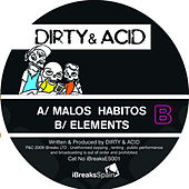 Play & Download Malos Habitos by Dirty | Napster