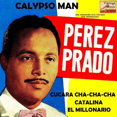 Vintage Cuba Nº 64 - EPs Collectors, 'Calypso Man' by Perez Prado