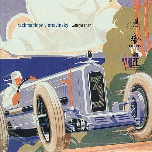 Rachmaninov & Stravinsky by Wen-yu Shen