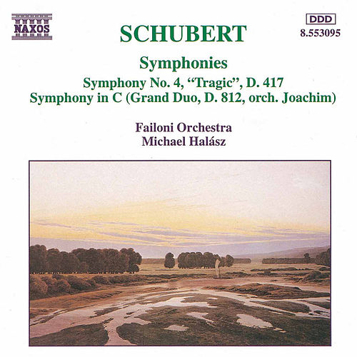 Play & Download Symphony No. 4 / Symphony in C by Franz Schubert | Napster