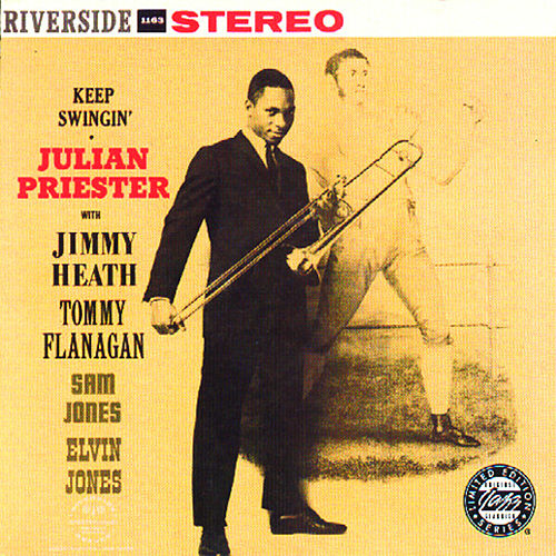 Play & Download Keep Swingin' by Julian Priester | Napster