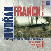 Dvorak & Franck: String Quartets by Stamic Quartet