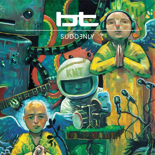 Play & Download Suddenly by BT | Napster