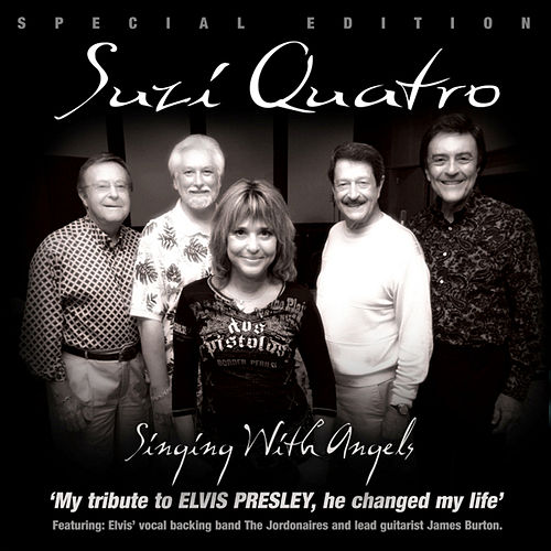Singing With Angels by Suzi Quatro