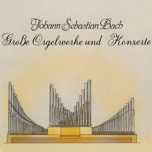 Play & Download Johann Sebastian Bach: Große Orgelwerke, Große Konzerte by Various Artists | Napster