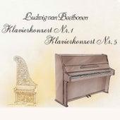 Ludwig van Beethoven: Klavierkonzert Nr. 1, Klavierkonzert Nr. 5 by Various Artists