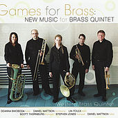 Play & Download Games for Brass: New Music for Brass Quintet by Western Brass Quintet | Napster