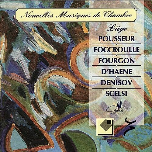 Play & Download Nouvelles Musiques de Chambre by Vincent Dujardin | Napster