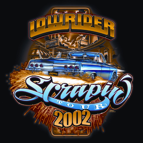 Play & Download Lowrider Scrapin' Tour 2002 by Various Artists | Napster