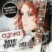 Never November by Agnia