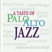 A Taste of Palo Alto Jazz by Various Artists