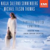 Play & Download Sibelius - Chausson by Nadja Salerno-Sonnenberg | Napster