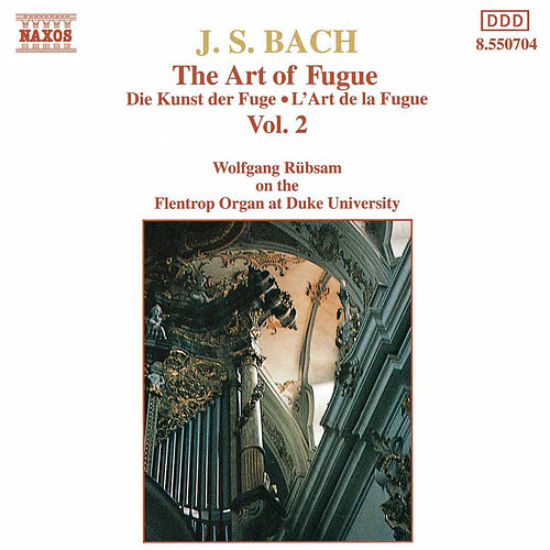 The Art of Fugue Vol. 2 by Johann Sebastian Bach