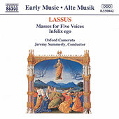 Masses for Five Voices / Infelix ego by Orlande de Lassus