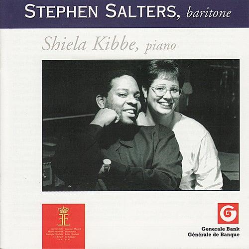 Stephen Salters & Shiela Kibbe by Stephen Salters