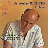 Sviatoslac Richter Archives, Vol. 18 by Sviatoslav Richter