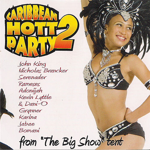 Caribbean Hott Party Vol. 2 by Various Artists