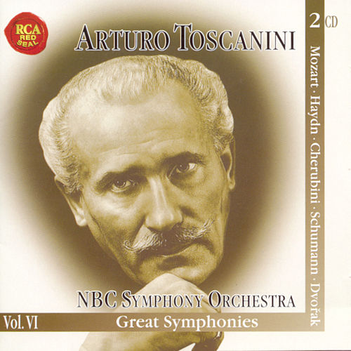 Great Symphonies by Arturo Toscanini