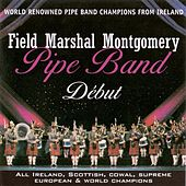 Debut by Field Marshal Montgomery Pipe Band