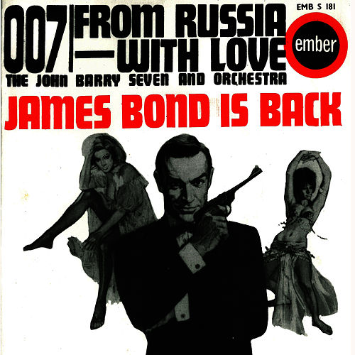 Play & Download 007 by John Barry Seven | Napster