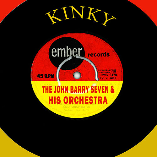 Kinky by John Barry Seven