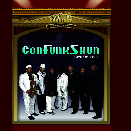 Play & Download Confunkshun Live in Concert by Con Funk Shun | Napster