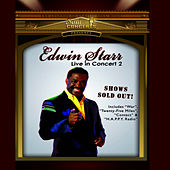 Play & Download Edwin Starr Live In Concert by Edwin Starr | Napster