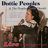 Play & Download Live by Dottie Peoples | Napster