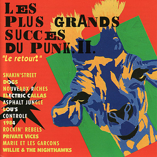 Les Plus Grands Succes Du Punk Vol. 2 by Various Artists