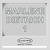 Marlene Dietrich 1 by Marlene Dietrich