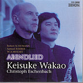Play & Download Abendlied: Music of Barber, Schumann & Mozart by Christoph Eschenbach | Napster