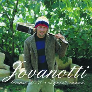 Lorenzo 2002: El Quinto Mundo by Jovanotti