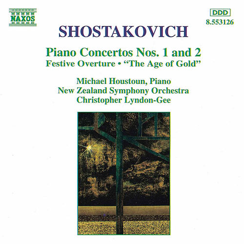 Play & Download Piano Concertos Nos. 1 and 2 by Dmitri Shostakovich | Napster