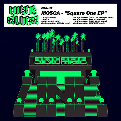 Square One EP by Mosca