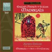 Alfred Deller: Madrigals, Complete Deller Vol. 5 by Alfred Deller