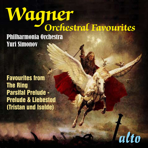 Play & Download Wagner: Orchestral Favorites from the Operas by Philharmonia Orchestra | Napster