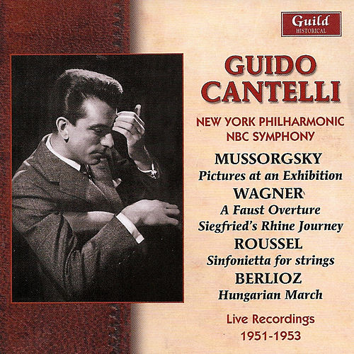 Guido Cantelli (1920-1956) by Various Artists