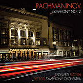 Rachmaninov, S.: Symphony No. 2 / Vocalise by Leonard Slatkin